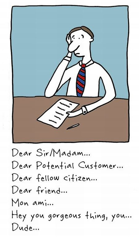 do recruiters read cover letters - the t cover letter the only type worth sending